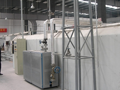 GYD型导热油炉加热(烘房)