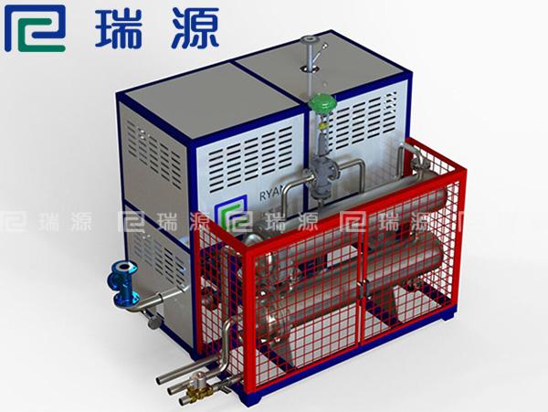 导热油加热&冷却系统(电动切换冷却)