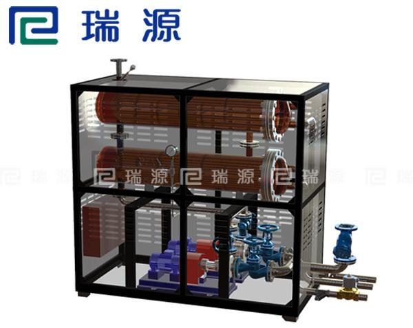 导热油冷却机组