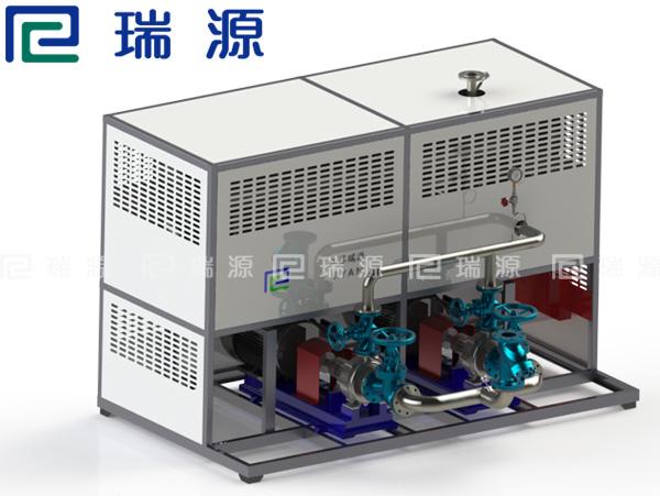 750KW有机热载体锅炉