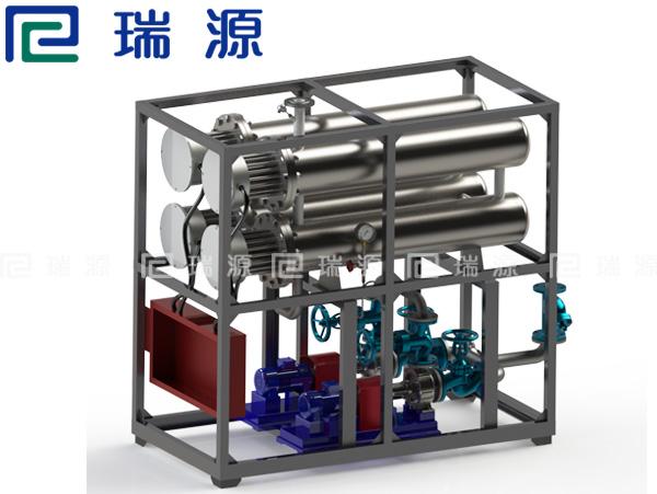 250KW电加热导热油炉