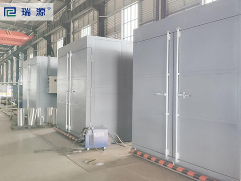 厂家直销导热油加热循环烘箱,树脂行业,热效率高