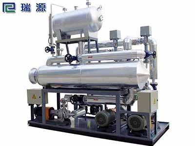分区供热电加热导热油炉