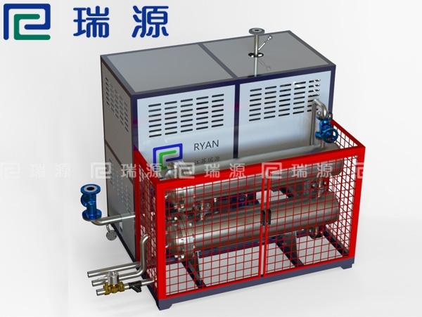 导热油加热&冷却系统(手动切换冷却)