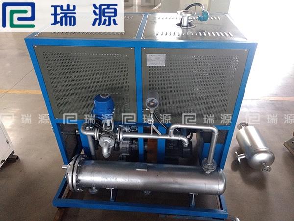 常熟带冷却电加热导热油炉