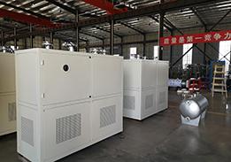 导热油炉生产车间